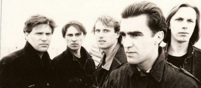 Обзор виниловой пластинки Наутилус Помпилиус - Разлука 1986