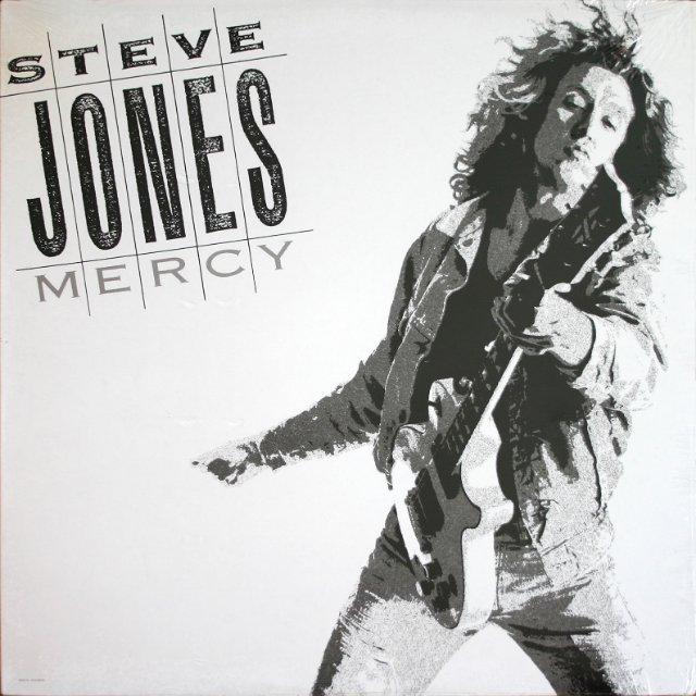 Обзор пластинки Steve Jones Mercy (1987)