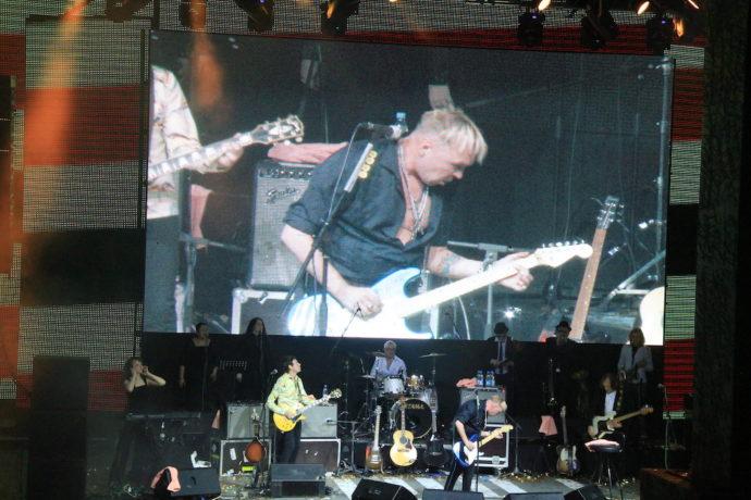 Организация и проведение онлайн концертов