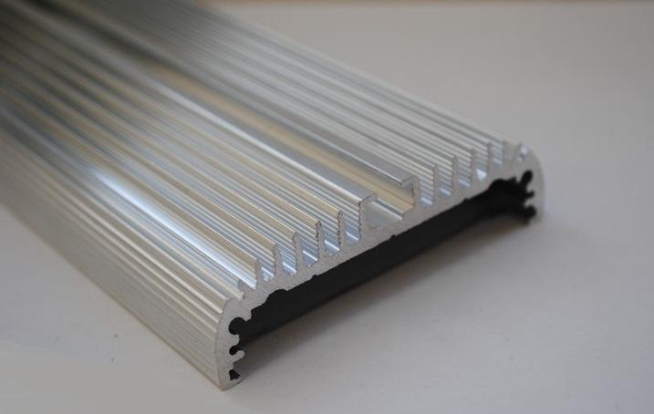 Сферы применения алюминиевого профиля