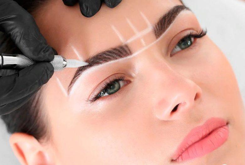 Видео-уроки нанесения перманентного макияжа