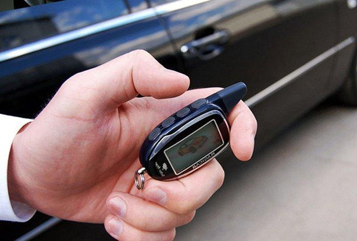Сигнализация в автомобиле