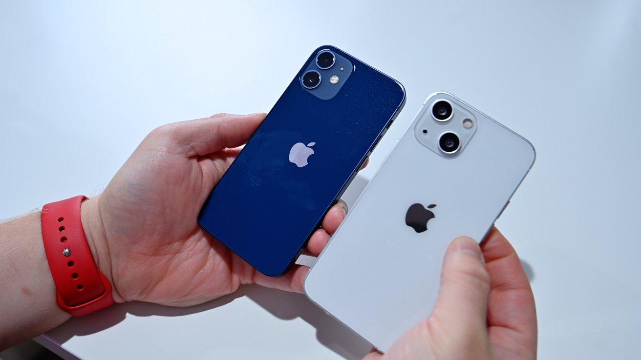Предзаказ iPhone 13 mini
